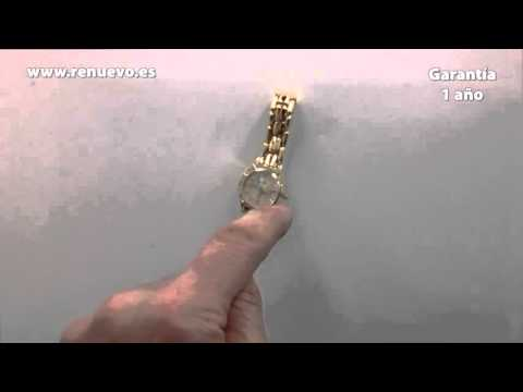 Reloj PIEGMONT Victoria de oro y diamantes de segunda mano E239927B