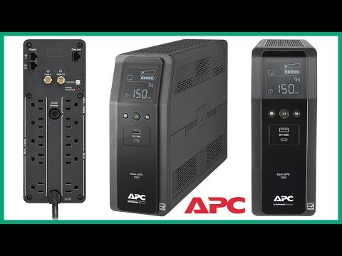APC Back-UPS 1500VA Battery Backup & Surge BN1500M2 + Vs. BX1500G Hosted by Ruby Rock #54
