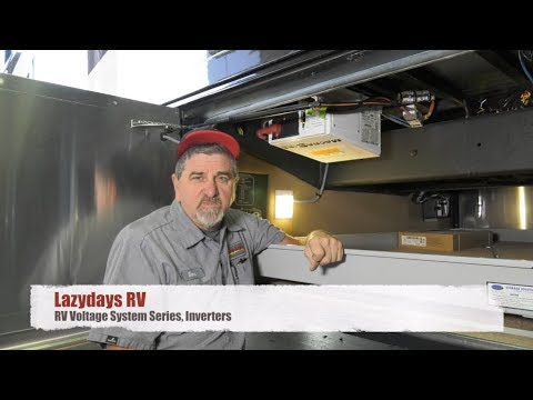 Lazydays RV Service: Voltage System Series – RV Inverters