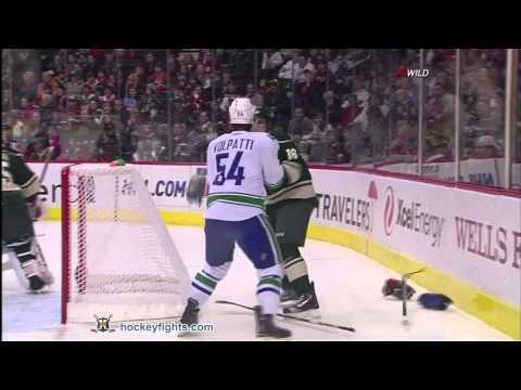 Aaron Volpatti vs Brad Staubitz