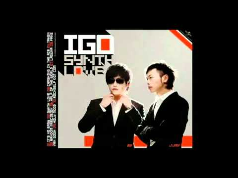 [Synth pop] 中國上海電音樂隊 IGO - Half Of The World