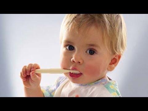 Уход за молочными зубами. GuberniaTV