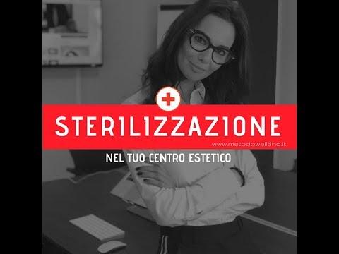 STERILIZZAZIONE NEL CENTRO ESTETICO 2.0