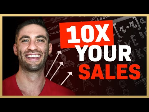 10X Your Sales Using This Secret Formula | Online Selling Tips 2019
