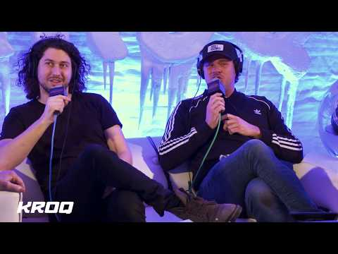 Angels & Airwaves Interview from KROQ Almost Acoustic Christmas 2019