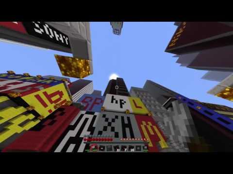 Minecraft Mini game I AM BATMAN!!! TELL ME WHERE SHE IS!!!