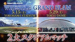 1回切りの使用に終わった理由!球場外で行われた、謎のマスクマン対決!新日本プロレスが29年ぶりにチャレンジ!『横浜スタジアムとプロレス」!