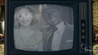 Noticiario y documentales cinematográficos: Wanda y Visión | Disney+ Trailer