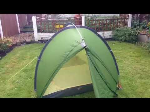 Vaude Taurus ultralight 2p tent