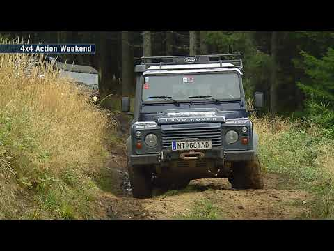 4x4 Action Weekend am Red Bull Ring