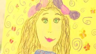 """Цветные карандаши трехгранные 12цв TM Kite """"Животные"""" от компании Интернет-магазин """"Радуга"""" - школьные рюкзаки, канцтовары, творчество - видео"""