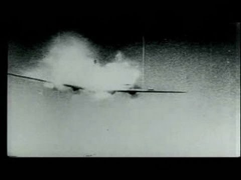 WWII ETO Aerial Combat Footage, Fight for the Sky (Some Captured)