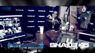 Ace Hood -Pray for me (In Studio Performance) at Shade45 with DJ KaySlay