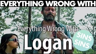 """Everything Wrong With """"Everything Wrong With Logan In 17 Minutes Or Less"""""""