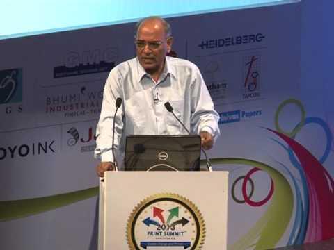 Print Summit 2013 : Prof. V K Murti- Prospering in a hyper-competitive market place! Part 4