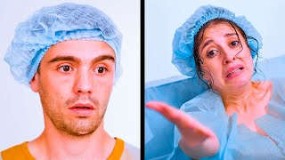 33 FUNNY THINGS ABOUT PREGNANCY || HOW DOES IT FEEL TO BE A MOM AND A DAD