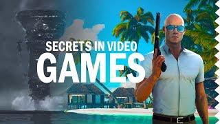 Super Secrets Found in Video Games 2019!