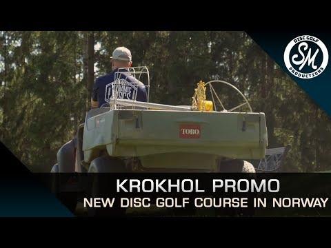 Krokhol Disc Golf Bane – Promo Video