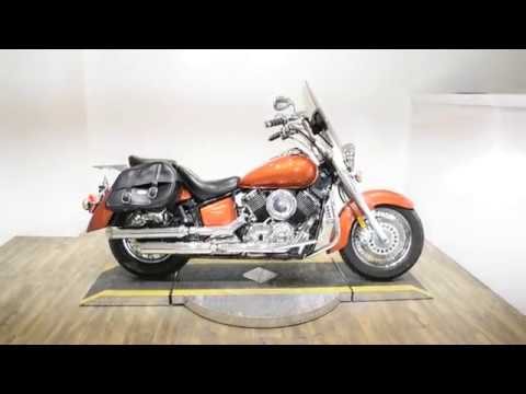 2003 Yamaha V-Star 1100 in Wauconda, Illinois - Video 1