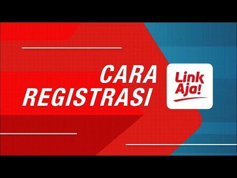 LinkAja l Cara Registrasi