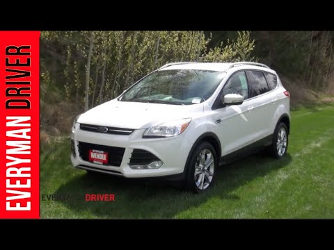 2014 Ford Escape Review on Everyman Driver