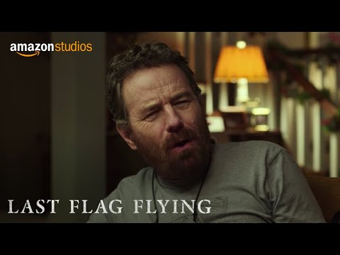 Last Flag Flying Last Flag Flying (Clip 'A Decent Man')