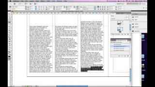 Adobe InDesign Crash Course How To Work With Style Sheets For Body Type & Headings