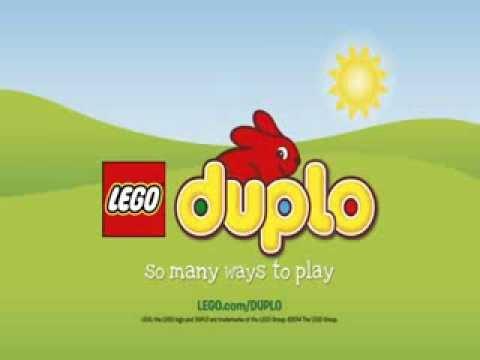 Vidéo LEGO Duplo 10566 : Mon panier de pique-nique