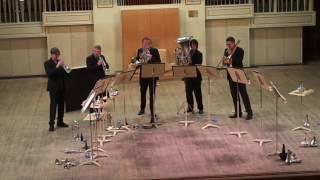 London Brass. Heitor Villa-Lobos