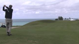 preview picture of video 'Port Royal Golf Course'