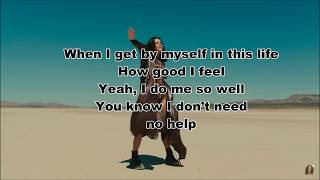 INNA   No Help  Video ( Lyrics   Letra   Versuri )