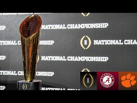 Alabama vs. Clemson Predictions | Inside The National Championship