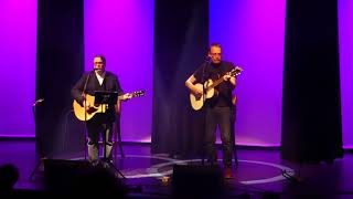 Chris Difford & Boo Hewerdine - Tempted - live at The Met, Bury 29.3.18