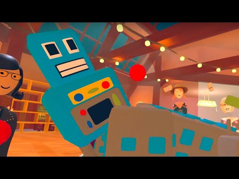 Rec Room Official PlayStation VR Open Beta Launch Trailer