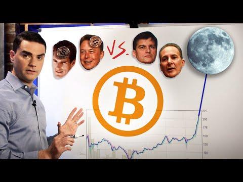 Prekyba bitcoin doleriais