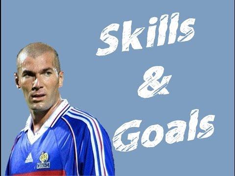 Zinedine Zidane ● Skills & Goals