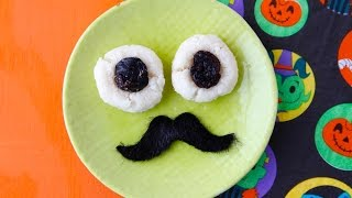 Coconut Eyeballs - Easy Halloween Treats - Weelicious