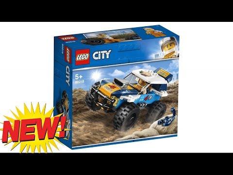LEGO® City Гонщик в пустыне 60218 в категории LEGO