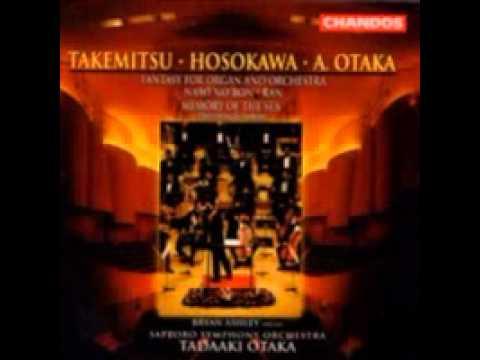 尾高惇忠:オルガンとオーケストラのためのファンタジー