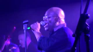 BARRENCE WHITFIELD & LOS MAMBO JAMBO 2017-11-16 BARCELONA