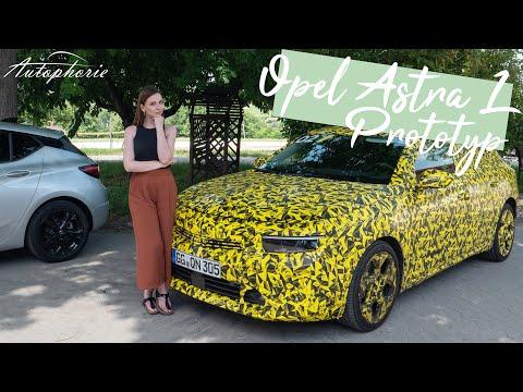 Was der NEUE Opel Astra L (2022) JETZT schon besser kann [4K] - Autophorie