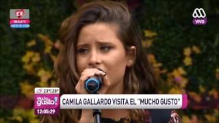 Camila Gallardo - Más de la Mitad (MUCHO GUSTO)
