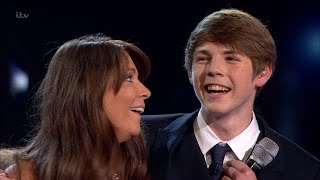 Mel and Jamie - Britain's Got Talent 2016 Semi-Final 1