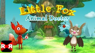 Little Fox Animal Doctor (By Fox and Sheep GmbH) - iOS / Android - Gameplay Video