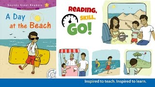 Reading, Skill, Go! - A Day at the Beach