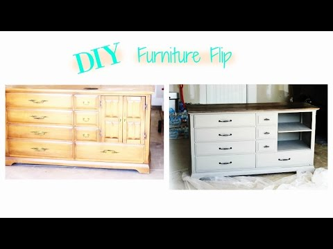 DIY: Furniture Flip
