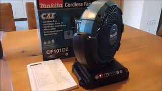 Makita Akku-Lüfter (Ventilator) CF101DZ
