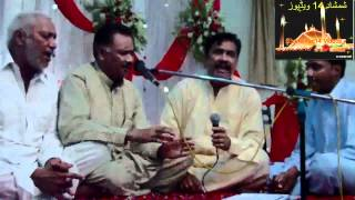 preview picture of video 'Markazi Matmi Dsta Rawalpindi 060712-1 Karvan e Abbas Islamabad.'