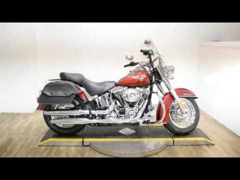 2009 Harley-Davidson Softail® Deluxe in Wauconda, Illinois - Video 1