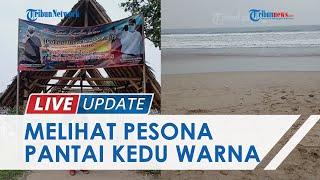 Keindahan Pantai Kedu Warna di Lampung Selatan, Punya Spot Ciamik untuk Nikmati Sunset & Sunrise